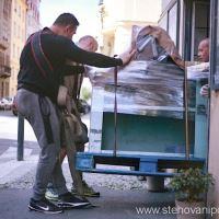 Stěhování strojů